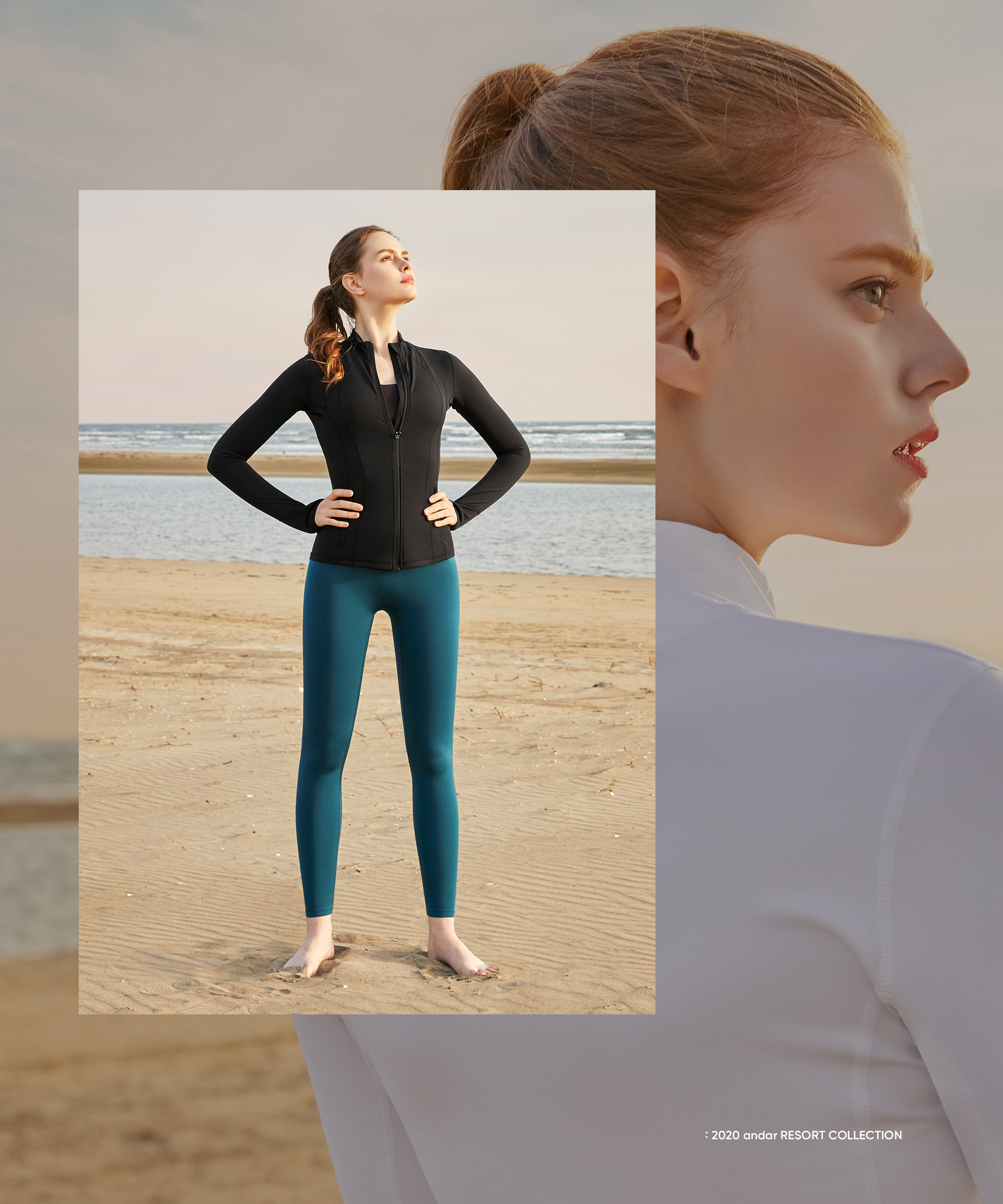 2020 andar RESORT COLLECTION